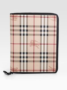 Burberry  Haymarket Cover for iPad