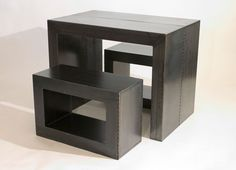 steel nesting tables