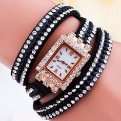 SHARE & Get it FREE   Geometric Dial Plate Bracelet Rhinestone WatchFor Fashion Lovers only:80,000+ Items • New Arrivals Daily • Affordable Casual to Chic for Every Occasion Join Sammydress: Get YOUR $50 NOW!