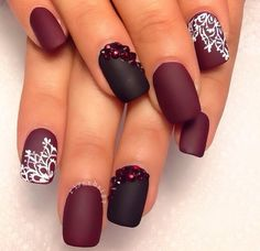 Cute color for fall or winter!