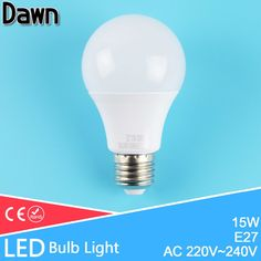 Lampara Bombilla LED E27 iluminacion decoracion hogar