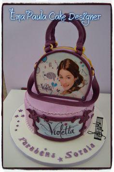 "Cake "" Violetta """