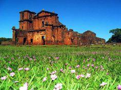 São Miguel das Missões - Rio Grande do Sul