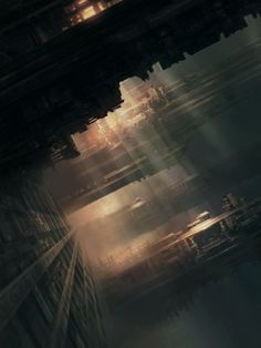 'Industrial Facade' by Steve Burg