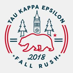 Tau Kappa Epsilon Minimal Fall Rush Design by College Hill Custom Threads. Create original designs or browse our design gallery. We specialize in custom Greek Tee Shirts or products. Fraternity Rush Shirts, Sorority And Fraternity, Bid Day Shirts, College Shirts, Sorority Shirt Designs, Tee Shirt Designs, Sorority Names, Sorority Shirts, Custom Clothing Design
