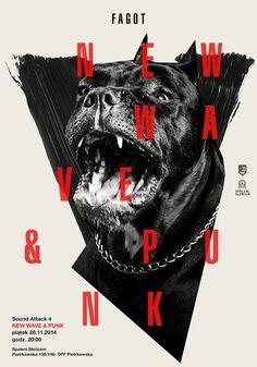 Krzysztof Iwanski, New Wave & Punk, 2014