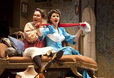 Vancouver Opera's The Barber of Seville is a frothy bit of fun The Barber Of Seville, Vancouver, Opera, Dance, Fun, Magic, Inspiration, Dancing, Biblical Inspiration