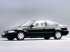 Honda Civic Coupe (EJ1) '1993–95