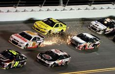NASCAR VP Says Side Skirts Will Be Addressed In 2015 - http://www.pitstoppost.com/nascar-vp-says-side-skirts-will-be-addressed-in-2015/