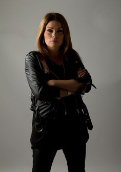 Corrie boss promises 'shocker' for Carla Beautiful Person, Beautiful Women, Carla Connor, Alison King, Coronation Street, Boss, Actors, Hair Colour, Celebrities