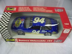 "Revell #94 Sunoco Oldsmobile 1992 1/24"" Scale Die-Cast Metal NIB $0.98- 5 HOURS LEFT"