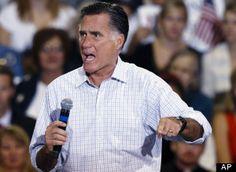 94. 10/2/12 HEADLINE: Republicans Trash Romney Campaign