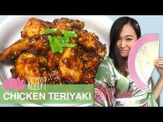 YouTube Teriyaki Chicken, Tandoori Chicken, Check Up, Oriental, Asian Kitchen, Asian Recipes, Ethnic Recipes, Chicken Recipes, Recipe Chicken