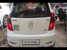 Hyundai i10 Bmw Style Led Tail Lamps