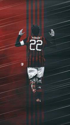 KAKA Milan Football, Football Icon, Best Football Players, Football Is Life, Football Soccer, Champions League 2007, Uefa Champions, Messi And Ronaldo, Cristiano Ronaldo
