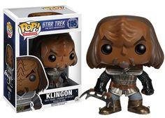 Funko Pop TV: Star Trek - Klingon Vinyl Figure