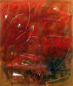 Acryl auf Hartfaserplatte; ungerahmt 203 x 172 cm Schätzpreis: 35000 - 60000 € Imi Knoebel, Modern Art, Contemporary Art, Art Nouveau, Auction, Antiques, Artwork, Painting, Literature