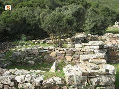 Villasalto- Resti villaggio Cea romana