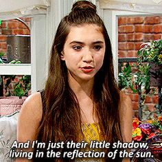 Rowan Blanchard on Girl Meets World