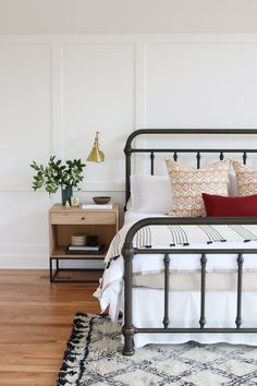 Bed Styling - Studio McGee