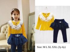 Yellow Lace Overall, Rp.99.000/pcs, USD $8.5, WORLDWIDE SHIPPING How To Order SMS : 08128123061 PIN BBM : 7DAE07CA / 235E3A9E (pilih salah satu saja) E-mail : bluetree72@yahoo.com For outside Indonesia you can contact us via: E-mail : bluetree72@yahoo.com Twitter : @BlueTree_Store Note : -All of the products price does not include Shipping/Postage (belum termasuk ongkir) -No Refund,Return,Cancel. (except if there's damage on the products)