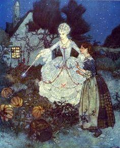 "Edmund Dulac ""Cinderella"""