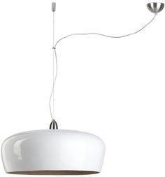 1300 LAMPA WISZĄCA HANOI, BIAŁA - IT'S ABOUT ROMI - La Bambetle