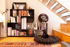 Jeff Halmos and Sam Shipley - Designers at their office and homes - NYC
