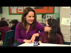 NBC Nightly News with Brian Williams discusses new school screenings saving children's vision