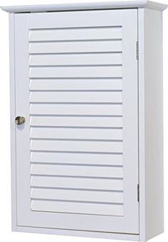 EVIDECO 9903307 Florence x Wall Mounted Cabinet *** You can get more details by clicking on the image. (This is an affiliate link) Shop Storage, Office Storage, Kitchen Storage, Storage Organization, Storage Spaces, Cabinet Shelving, Tall Cabinet Storage, Bathroom Cabinets, Kitchen Cabinets