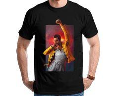 Freddie Mercury camiseta camisa