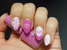 Review: Heart nail stickers