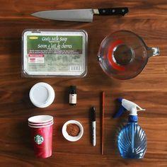 You will need | The Perfect DIY Gift Every Starbucks Addict Will Love @alyssajwilson @jabatenb