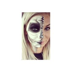 Halloween Face Art /Costume Ideas ❤ liked on Polyvore featuring costumes, makeup, pirate halloween costumes and pirate costume