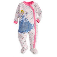 Cinderella Stretchie Sleeper for Baby | Clothes | Girls | Baby | Disney Store