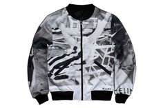 """Wil Fry 2013 Spring/Summer """"Collab"""" Jacket."""