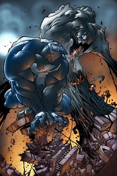 Venom by Marte Gracia Pazuzu and Skottie Young
