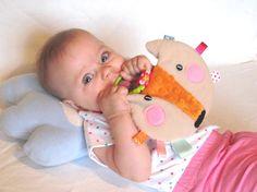 newborn toy baby girl toy baby toy baby rattle FOX baby Baby Girl Toys, Toys For Girls, Newborn Toys, Sensory Toys, Baby Rattle, Baby Gifts, Fox Baby, Children, Handmade Gifts