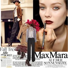 """""""MAXMARA"""" by mmbter on Polyvore"""