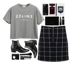 Backstage Black by vogue-breakfast on Polyvore featuring Chicnova Fashion, Miss Selfridge, Steve Madden, Givenchy, Native Union, Forever 21, Shiseido, NARS Cosmetics and Narciso Rodriguez