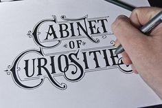 graphic lettering - Google Search tobias saul