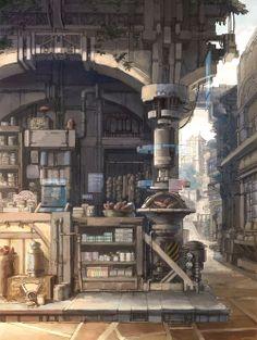 City Shop by K,Kanehira (Ashton)
