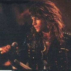 Jon Bon Jovi 1989