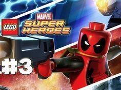 LEGO Marvel Superheroes - LEGO BRICK ADVENTURES - Part 3 - DESTROYER! (HD Gameplay Walkthrough) - YouTube
