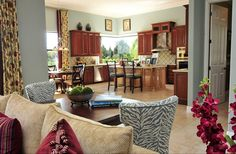 animal print kitchen decor | Animal Print Decor Pictures, Photos, and Images for Facebook, Tumblr ...