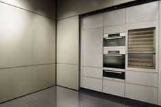 Giorgio Armani presents Calyx, the disappearing kitchen
