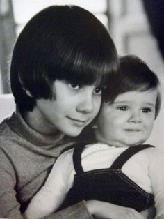 Sean Ferrer and Luca Dotti, Sons of Audrey Hepburn. I thought she only had one son! but evidently she has two from her second marriage.