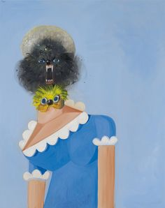 George Condo | Jean-Louis' Girlfriend (2005) | Available for Sale | Artsy