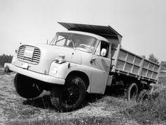 Tatra T148 S3 6×6 '1969–71 Commercial Vehicle, Offroad, Antique Cars, Monster Trucks, Retro, Bike, Vehicles, Rap, Model
