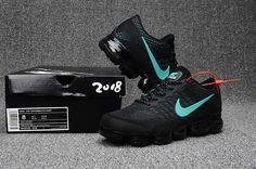 Nike MAX 2018 KPU Top Air Max Running Shoes Men Black Blue 40-47